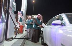 إنفوجرافيك.. أسعار الوقود الجديدة بالسعودية