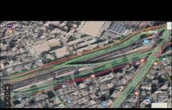 8 الصبح - رصد الحالة المرورية بشوارع العاصمة بتاريخ 20-10-2019