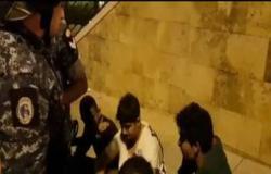 لبنان.. إطلاق سراح جميع الموقوفين في احتجاجات وسط بيروت باستثناء اثنين
