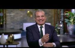 مساء dmc - خالد صديق : الحمدلله المناطق المهددة بسقوط صخور فضيت دلوقتي بشكل كامل