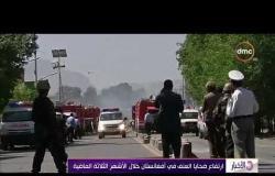 الأخبار - الأمم المتحدة تحذر من ارتفاع ضحايا العنف في أفغانستان إلى مستويات غير مبسوقة