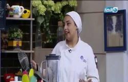 شارع النهار| طريقه عمل السي فود مع الشيف سلمى صالح