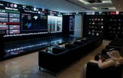 سوق الأسهم السعودية يعاود التراجع بالختام بسيولة 2.46 مليار ريال