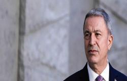 """وزير الدفاع التركي: """"نبع السلام"""" هو لحماية حدودنا"""