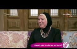 """السفيرة عزيزة - د/ نيفين جامع  """"الرئيس التنفيذي لجهاز المشروعات """" توضح مسيرتها المهنية"""
