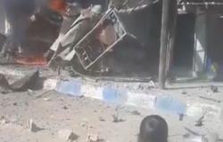 بالفيديو : قتلى بانفجار في مدينة تل أبيض شمال سوريا