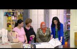 السفيرة عزيزة - حوار مع نادية صالح المشرفة على الصناعات اليدوية في جمعية الهلال الأحمر