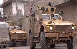 قوات أمريكية تعود إلى منطقة تل تمر بريف الحسكة (فيديو)