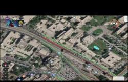 8 الصبح - رصد الحالة المرورية بشوارع العاصمة بتاريخ 12-11-2019