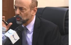 الرزاز : الغمر والباقورة أرض أردنية في حضن الوطن