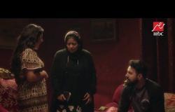 #عائلة_الحاج_نعمان | كمال يصفع زوجته توحة بسبب أمه