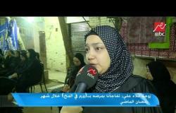 زوجة علاء علي باكية : تكتم على خبر مرضه لكنه في النهاية أخبر أصدقائه