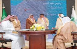 الإسكان السعودية توقع 8عقود تطوير لتوفير 19 ألف أرض مجانية