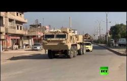 القوات الأمريكية تعيد انتشارها شمال شرقي سوريا
