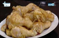لقمة هنية | أحلى دبابيس دجاج بالأرز والكاري على طريقة الشيف شريف عفيفي