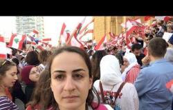 لبنان: 72 ساعة مع المتظاهرين