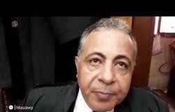 محامي محمود البنا: بعض مواد الاتهام سقطت سهوًا في أمر الإحالة