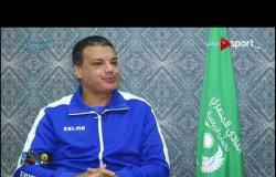 إيهاب جلال يتحدث عن أحوال فريق المصري في فترة التوقف الدولي