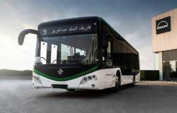 بدء أعمال البنية التحتية لحافلات النقل العام بمكة المكرمة