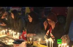 العراقيون يكرمون ضحايا الاحتجاجات على طريقتهم