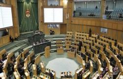 """""""النواب"""" الأردني  يدين تصريحات بومبيو حول المستوطنات الإسرائيلية"""