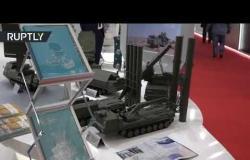 الأسلحة الروسية المضادة للدرونات في معرض دبي