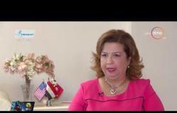 مساء dmc - نهى صالح معلمة مصرية.. تحصل على جائزة التميز الكندية