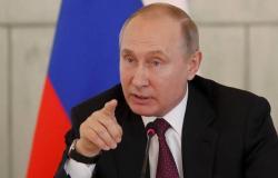 بوتين: العقوبات الأمريكية أفادت الاقتصاد الروسي