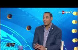 خالد بيبو: سعيد بعملي في اللجنة الفنية للنادي الأهلي