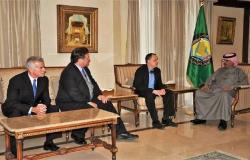 اجتماع خليجي أمريكي لبحث تعزيز التعاون التجاري