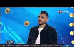 محمود حمدي: لعبت مع إيهاب جلال أفضل فتراتي في المقاصة