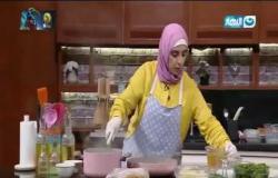 أكلة بيتي   اطبخي بنفسك أحلى وأسهل ((لازانيا بالفراخ والسبانخ)) مع الشيف #مروة_الشافعي
