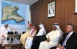 الكويت والسعودية تبحثان زيادة التبادل التجاري بين البلدين