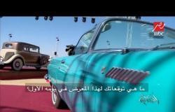 #الحكاية من #معرض_الرياض_للسيارات .. لقاء مع أحد ممثلي الشركات الأمريكية المشاركة