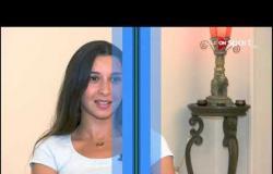 """رسالة مؤثرة من """"فرح طاهر"""" لشقيقها لاعب المقاولون العرب والمنتخب الأولمبي """"طاهر محمد طاهر"""""""