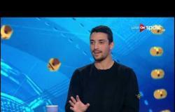 """صاحب فكرة """"الماسك"""" لاعب المنتخب الأولمبي """"طاهر محمد طاهر"""" يكشف القصة الحقيقية التي وراء الظهور به"""