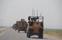 قتلى في انفجار استهدف رتلا للقوات التركية في شمال سوريا