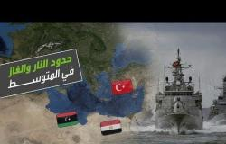 من الخاسر ومن الرابح من التمدد البحري التركي؟