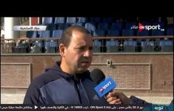 لقاء مع منير عقيلة المدرب العام للاتحاد قبل مواجهة النصر بمسابقة كأس مصر