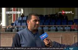 لقاء مع نافع السيد المدرب العام للنصر قبل مواجهة الاتحاد السكندري بمسابقة كأس مصر