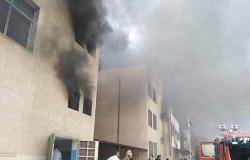 اخلاء طلاب من مدرسة في الرمثا اثر حريق