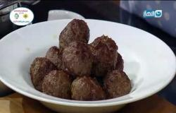 أكلة بيتى مع مروة الشافعى|يخنى كفتة اللحم–أرزمدخن–قراقيش سادة 9 ديسمبر2019