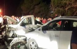 وفاة واصابتان إثر حادث تصادم في عمان