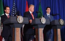 تقرير: ترامب والديمقراطيون يقتربان من الاتفاق بشأن صفقة أمريكا الشمالية