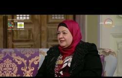 السفيرة عزيزة - د. سوني بيومي والدة هبة تتحدث عن رحلة ابنتها وكيف تم اختيارها