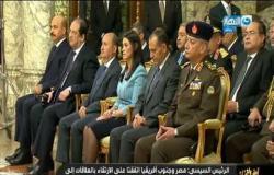آخر النهار| تعليق تامر أمين على زيارة رئيس جنوب أفريقيا لمصر