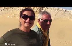 سائحة نمساوية: بحب الواحات والجونة وعيشة الصحراء حرية