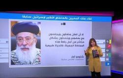 رجل دين شيعي لبناني مع كبير حاخامات القدس سابقا في لقاء بالمنامة