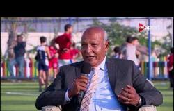 ل. محمد حلمي يوضح دور القوات المسلحة في تنمية نادي حرس الحدود