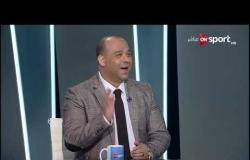 وليد صلاح الدين يشيد بحازم إمام لاعب الزمالك